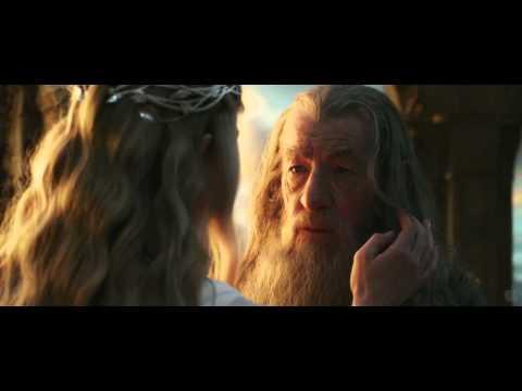 Bilbo Le Hobbit, Un voyage inattendu - Première Bande-Annonce Officielle (HD) poster