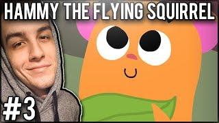 STAŁEŚ SIĘ LATAJĄCYM CHOMIKIEM! - Hammy the flying squirrel #3