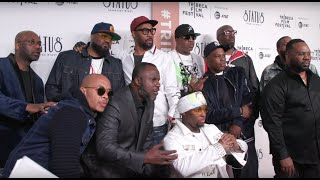 Baixar Wu-Tang Clan: Of Mics and Men - Interviews and Pictures from the Movie Premiere at Tribeca 2019