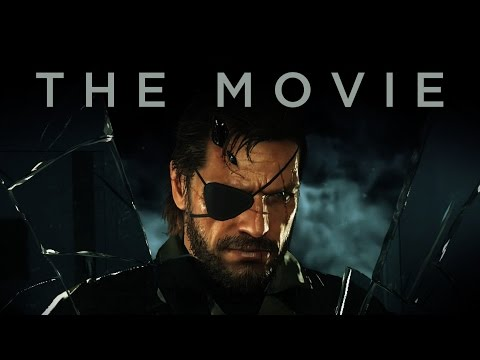 Metal Gear Solid V: The Phantom Pain THE MOVIE - Full Story