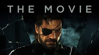 Metal Gear Solid V The Phantom Pain THE MOV E   Full Story