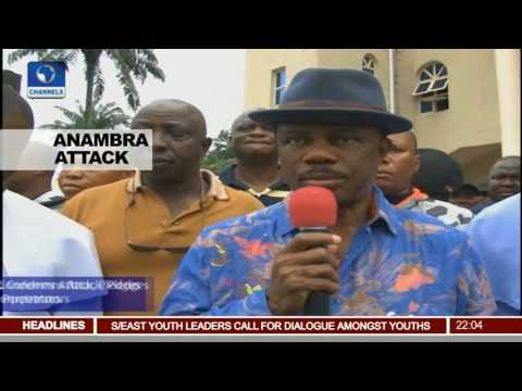 Anambra Attack: Feud Suspected To Be Between 2 Community Members In S/A