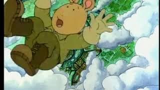 Arthur's trademark scream!