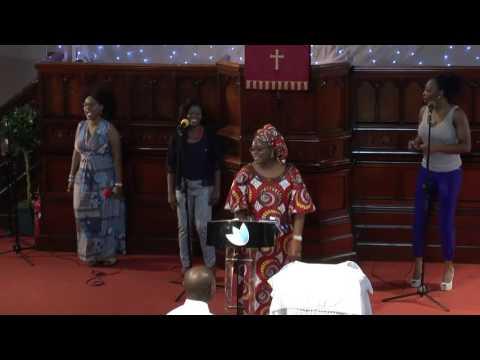 Newcastle Apostolic Church Worship 29/05/2016