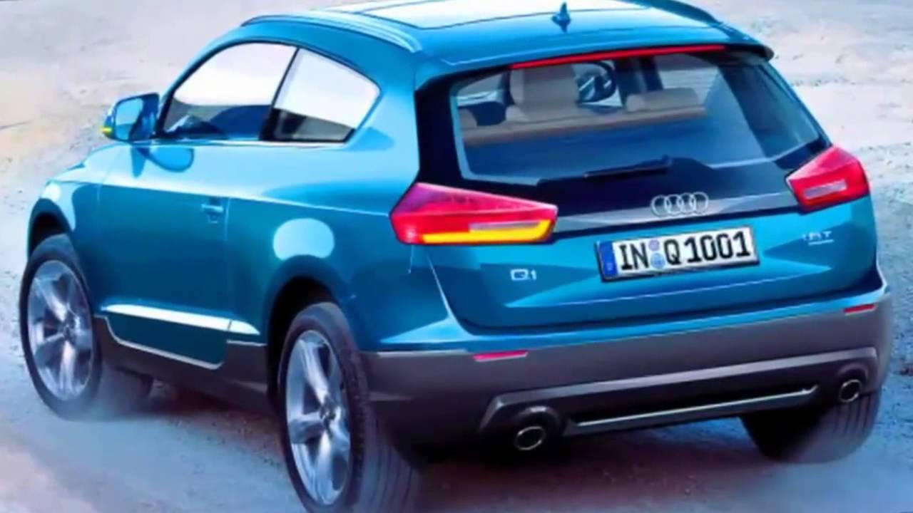 PRÉVIA 20.000€ Audi Q1 2016 - YouTube