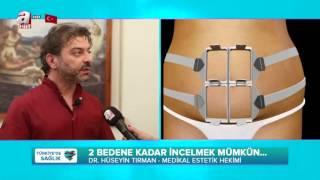 Dr. Hüseyin Tırman - Ameliyatsız Lazer Lipo