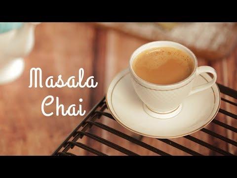 Masala Chai Recipe | Spiced Indian Tea | Preetha | Dakshin Curry #31DaysOfChai