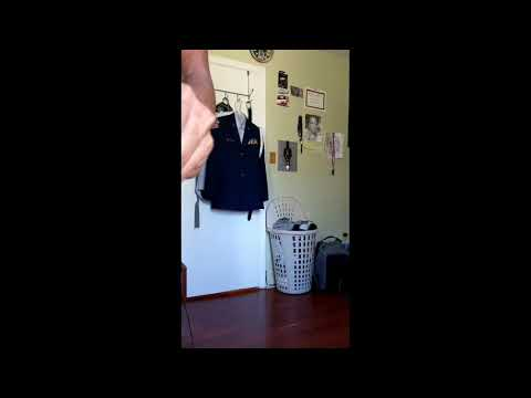 How to clean your afjrotc shoes (easy)