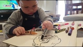 One of Daily Jazza's most viewed videos: DRAW with MINI JAZZA!