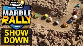 Marble Rally 2019 Showdown - Jelle's Marble Runs