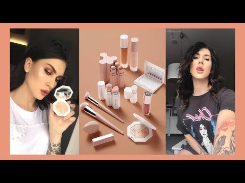 Fenty Beauty By Rihanna | First Impression | JessieMaya