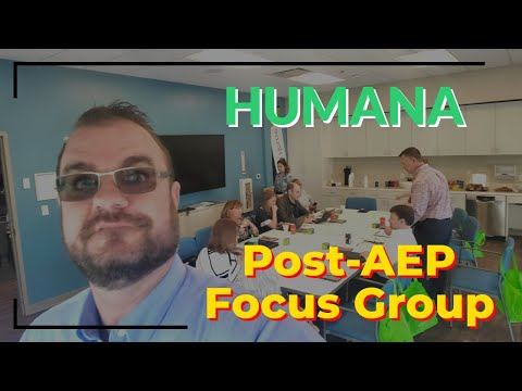 Humana Agent Focus Group
