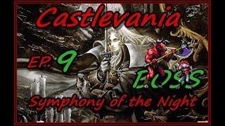 (PSX) Castlevania SOTN - Olrox´s Quarters, Colosseum /BOSS Minotaur + Werewolf EP.9