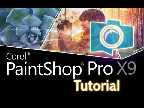 corel paintshop pro x9 digital