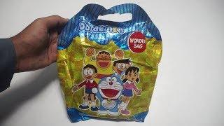 Doraemon Surprise Wonder Bag With Surprise Stationery Gift