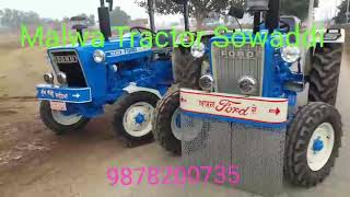 Modify job Ford 3600 with power string job