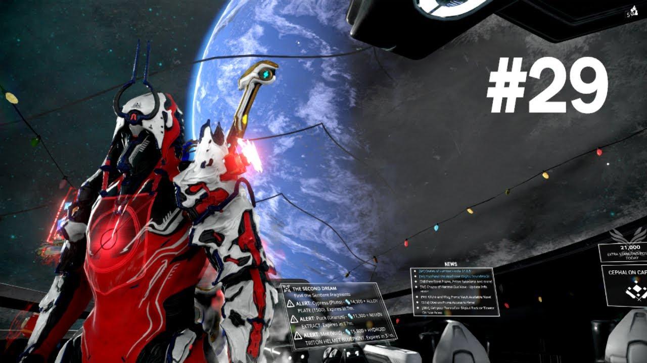 【CanT23】Warframe #29 - 神殿 MITHRA 攔截   Ash Prime   Soma   Angstrum   Scindo Prime - YouTube