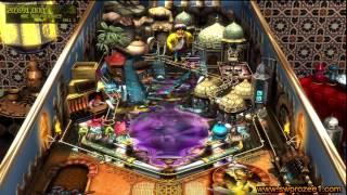 Zen Pinball 2: Pasha (PS3)