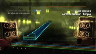 Rocksmith 2014 - Corazón Delator - Soda Stereo (Lead)