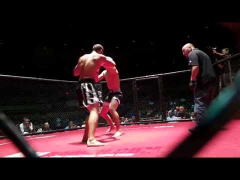 Destiny MMA Junior Kickboxing: Christian Lee Vs Nainoa Dung