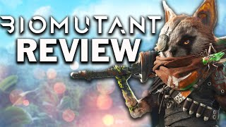 Biomutant REVIEW | PS4, PS5, Xbox One, Xbox Series X, PC (Video Game Video Review)