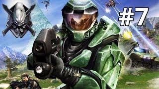Halo: Combat Evolved - Проклятая библиотека. Путь к индексу (Легендарный) #7