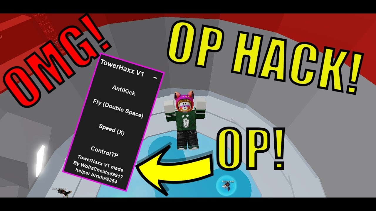 New Tower Of Hell Hack Fly Speed Antiban 2020 Roblox