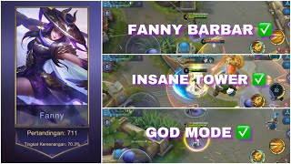 FANNY CARRY US   AGRESIF MODE   FANNY GAMEPLAY