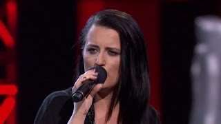 "The Voice of Poland III - Wiola Kaczmarczyk - ""Move in the Right Direction"" - Nokaut"