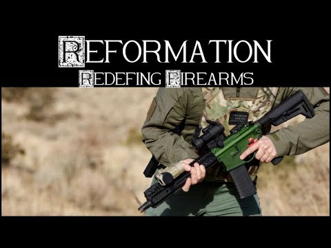 Franklin Armory Reformation - Why It's Legal - ATF-Free SBR