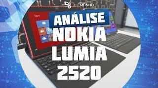 Nokia Lumia 2520 [Análise de Produto] - TecMundo