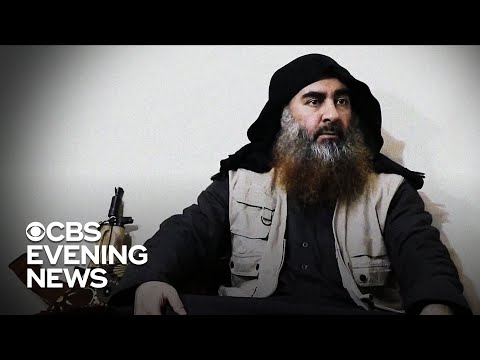ISIS leader Abu Bakr al-Baghdadi is dead