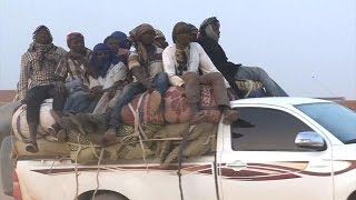 Niger: 150.000 migrants passeront par Agadez en 2015
