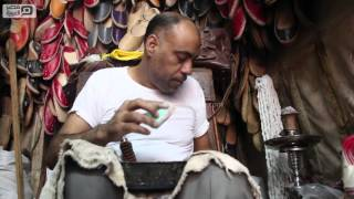 مصر العربية | الحذاء من جلد البعير لـ