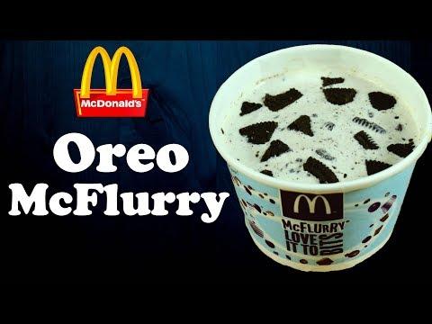Make Oreo McFlurry At Home Like McDonald's |McFlurry From Scratch|Easy Creamy McFlurry| Yummylicious