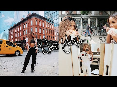 VLOG ♡ Last Days in New York, NYFW, etc