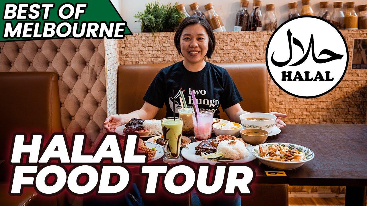 Top 5 Halal Restaurants In Melbourne Cbd Melbourne Food Guide Youtube