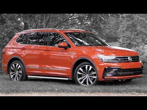 2019 Volkswagen Tiguan: Review
