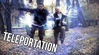 Teleportation - Short vfx film
