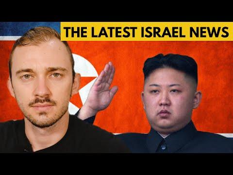 Did North Korea Cyber-Attacked Israel? Israel Sends Military To Gaza Border