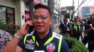 MMDA Cubao Complaint