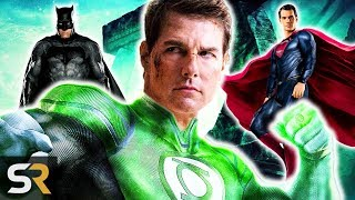 The DCEU Has Been Setting Up Green Lantern This WHOLE Time