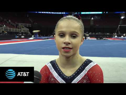 Ragan Smith - Interview - 2017 AT&T American Cup