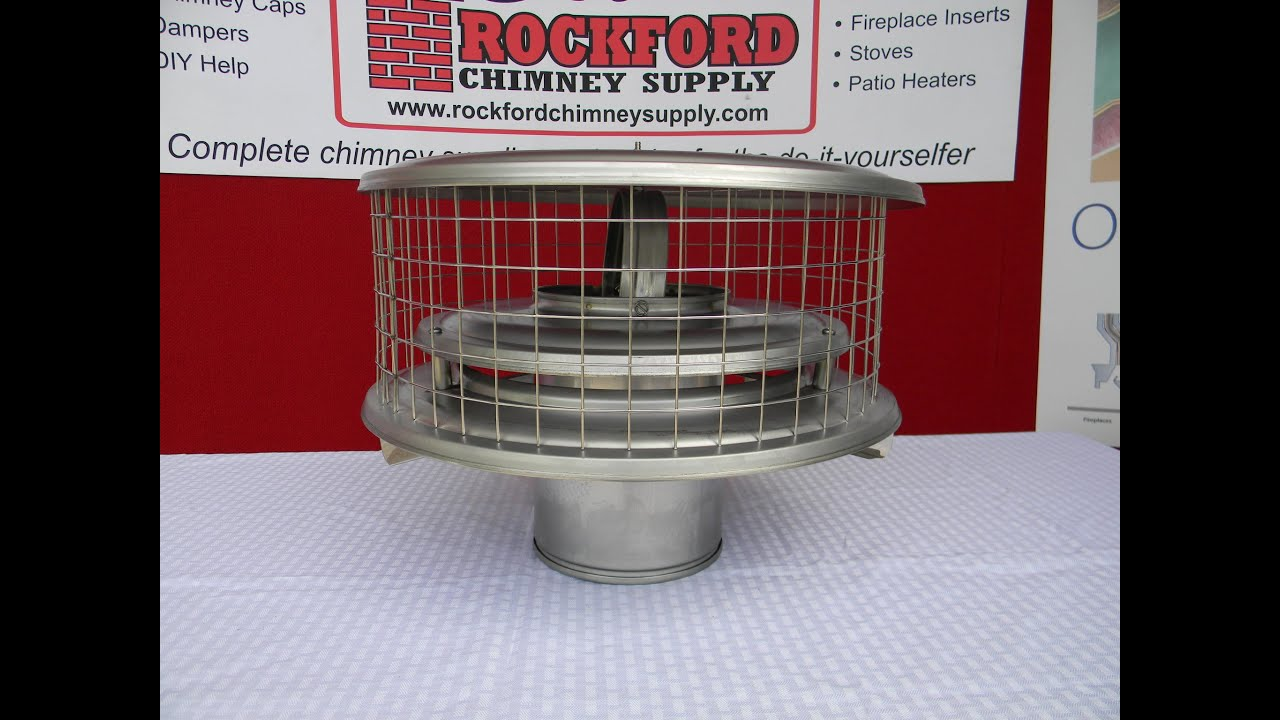 weathershield chimney cap air cooled product overview by