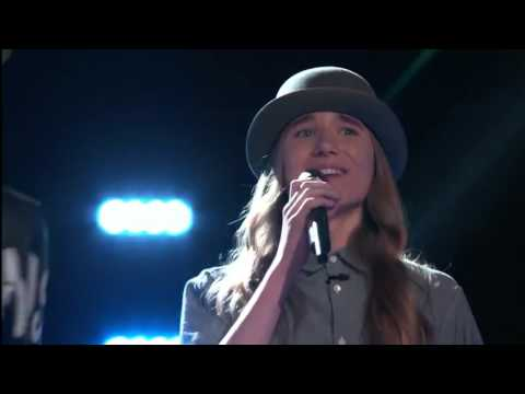 The Voice 2015   Pharrell, Koryn and Sawyer I Don't Want to Be