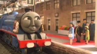 thomas y sus amigos -un pote de pintura para la reina.