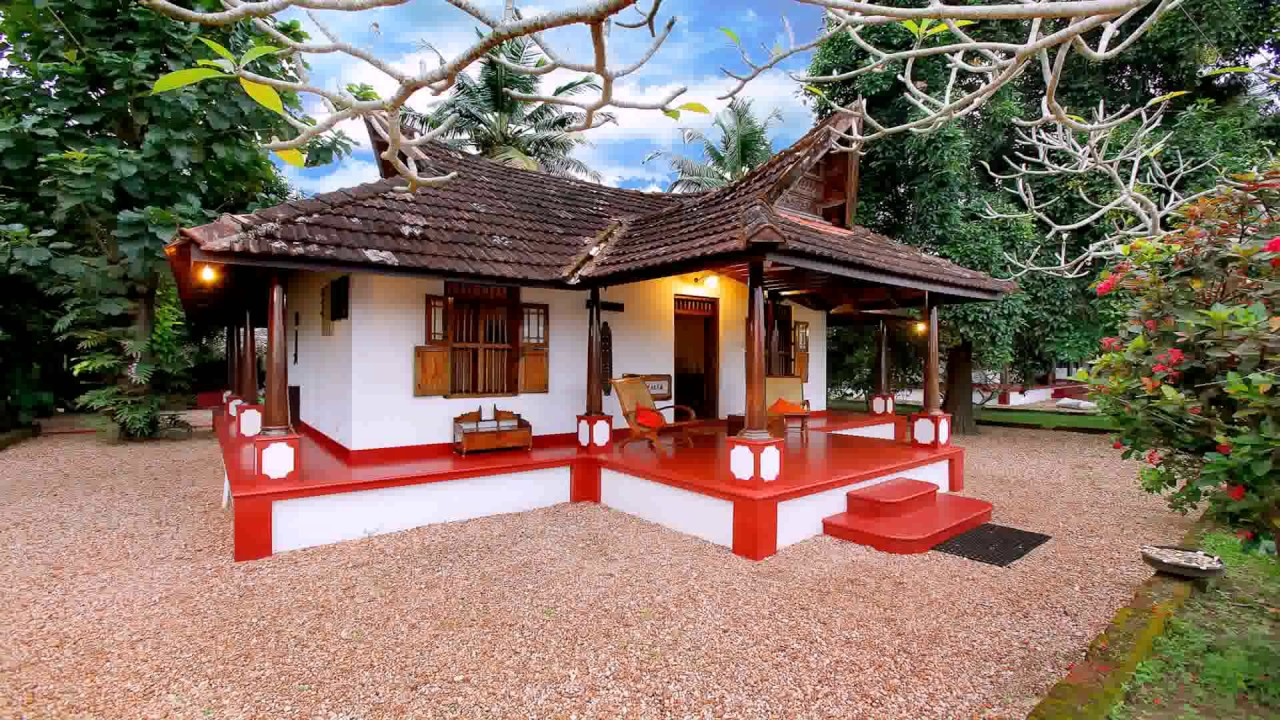 Small Farmhouse Design In India YouTube