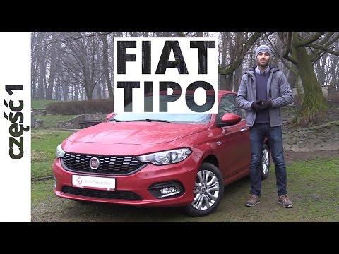 Fiat Tipo 1.4 16v 95 KM, 2016 test AutoCentrum.pl 258