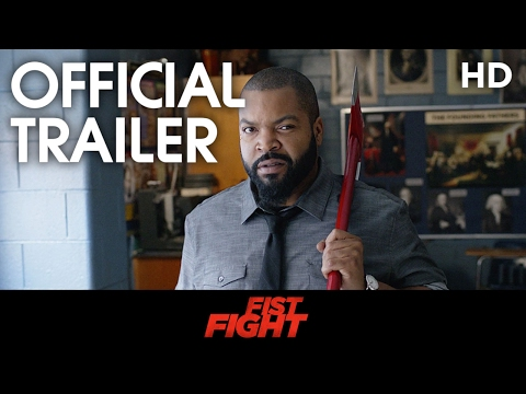 FIST FIGHT | Official RED BAND Trailer | 2017 [HD]