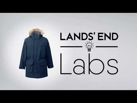 Lands' End Lab – Expedition Parka